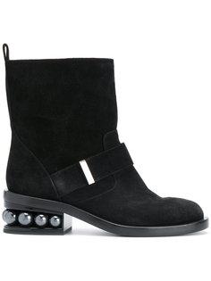 байкерские ботинки Casati Nicholas Kirkwood