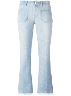 джинсы Skinny Kick с вышивкой Stella McCartney