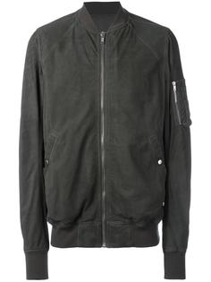 куртка-бмобер  Rick Owens