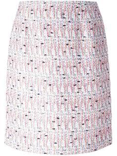 твидовая юбка Giambattista Valli