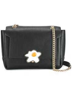сумка через плечо Bathurst Lock Egg  Anya Hindmarch