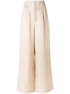 wide leg trousers Tufi Duek