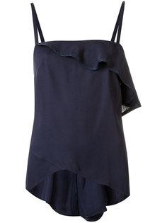 ruffle blouse Tufi Duek