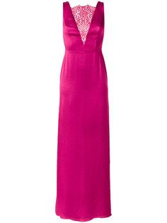 lace inserts gown Tufi Duek