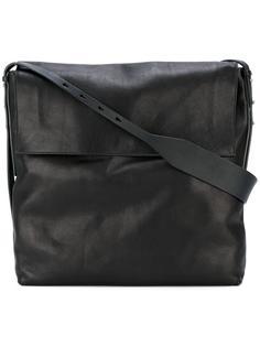 объемная сумка на плечо  Rick Owens