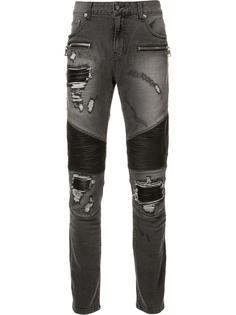 джинсы кроя скинни с потертой отделкой Gods Masterful Children