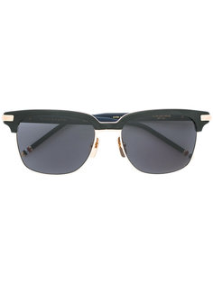 солнцезащитные очки в квадратной оправе Thom Browne Eyewear