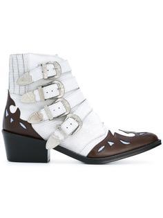ботинки с ремешками Toga Pulla