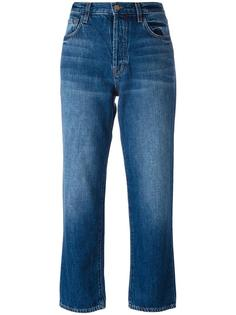 прямые укороченные джинсы J Brand
