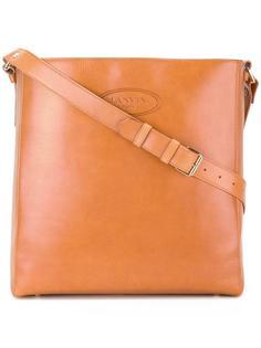 сумка на плечо с тиснением логотипа Lanvin