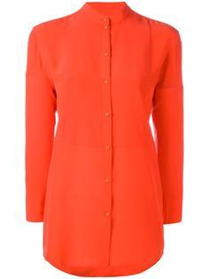 рубашка с воротником-мандарин Victoria Victoria Beckham