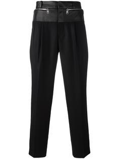 брюки из смешанного материала Juun.J