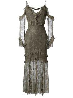 платье Normandy Manning Cartell