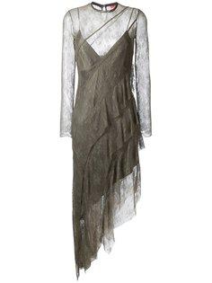 платье Normandy с длинными рукавами Manning Cartell