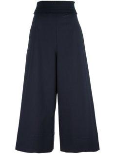 брюки с завышенной талией  Cédric Charlier