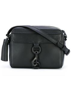 сумка через плечо с застежкой-карабин Rebecca Minkoff