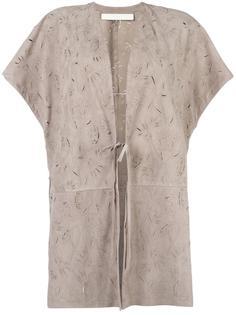 пальто с короткими рукавами Drome