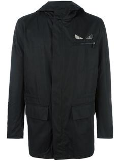куртка-пуховик Bag Bugs Fendi