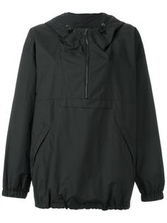куртка с капюшоном на молнии Maison Margiela