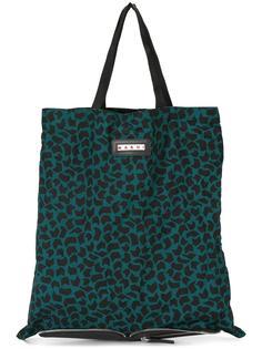 складка сумка-шопер Marni