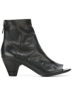 ботинки с открытым носком Marsèll