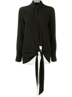 рубашка с завязками Givenchy
