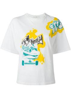 футболка Indiana Golden Goose Deluxe Brand