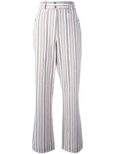 брюки в полоску Selina Isabel Marant