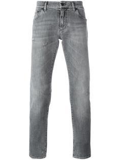 рваные джинсы Dolce & Gabbana