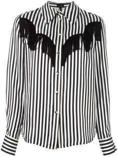 рубашка в полоску Marc Jacobs