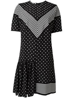 платье с узором  Stella McCartney