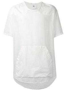 прозрачная футболка с карманом Lost & Found Rooms