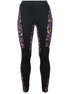 леггинсы Flower Thrift с панельным дизайном Versace