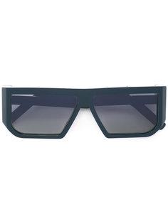 солнцезащитные очки с массивной оправой Vava