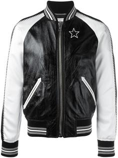 куртка-бомбер с нашивкой звезды Givenchy