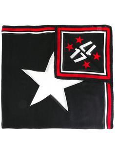 шарф с рисунком Givenchy