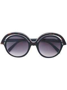 солнцезащитные очки в двойной оправе Emilio Pucci