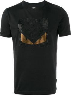 """футболка """"Bag Bugs"""" Fendi"""