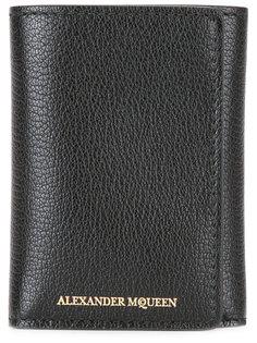 складной бумажник Alexander McQueen