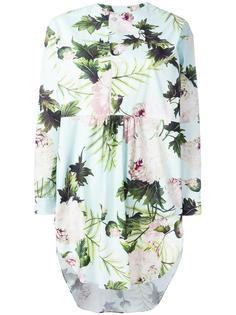 платье-рубашка с принтом Antonio Marras