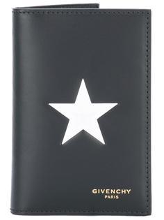 кошелек со звездой Givenchy