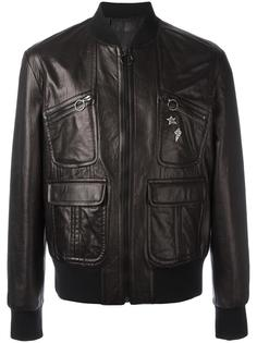 куртка-бомбер с карманами  Neil Barrett