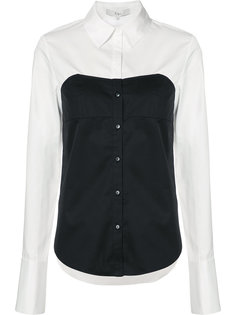 рубашка-бюстье Tibi