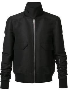 куртка бомбер Glitter  Rick Owens