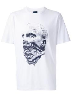 футболка с вышивкой Juun.J
