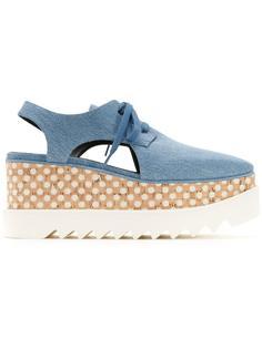туфли с вырезными деталями Elyse  Stella McCartney