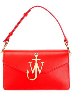сумка с бляшкой-логотипом JW Anderson