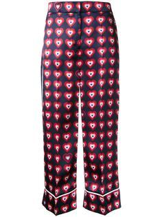 пижамные брюки  Fendi