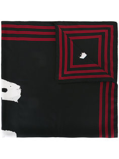 тканый шарф Kenzo