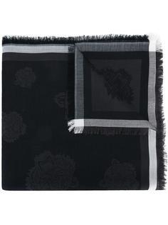 шарф с принтом тигра  Kenzo
